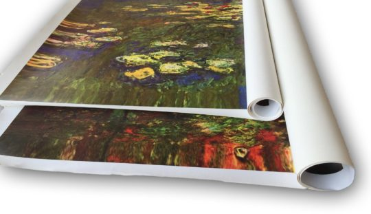 rolled canvas copy